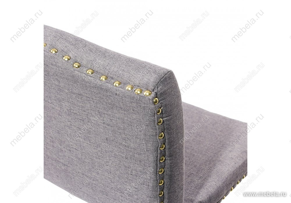 Стул Crown grey fabric